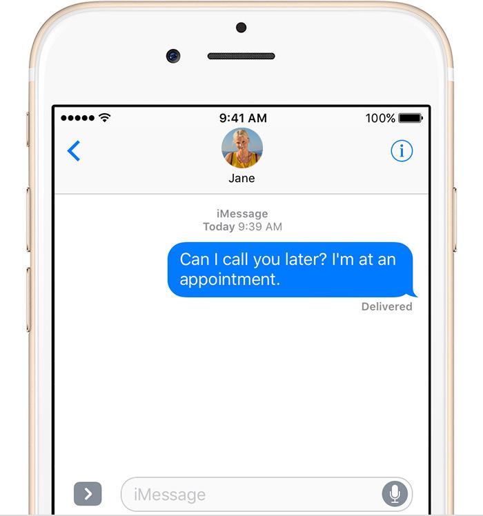 Как прочитать сообщение в iMessage для iPhone, когда отправитель не знает, что вы его видели