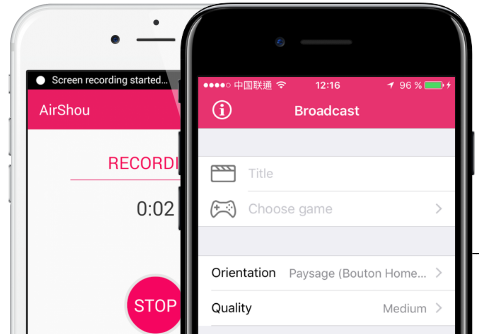 Как установить AirShou Screen Recorder на iOS 10 iPhone или iPad