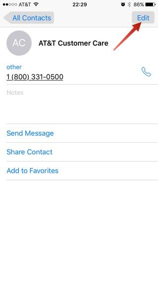 Как установить рингтон iPhone и текстовые сигналы для ваших контактов