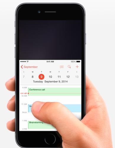 Как отключить доступность на iPhone 6, iPhone 6 plus и выше