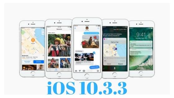 Как загрузить и установить iOS 10.3.3 на iPhone, iPad и iPod touch