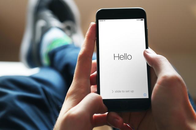 Как правильно настроить новый iPhone