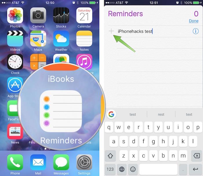 Как создать напоминания для iPhone, когда вы садитесь в машину и выходите из нее