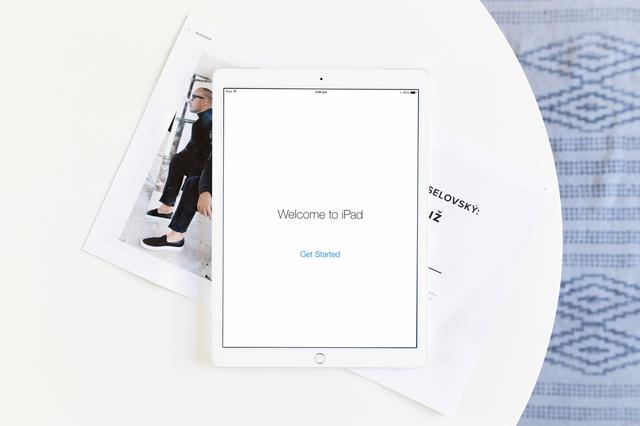 Как правильно настроить новый iPad Pro, iPad Air или iPad mini