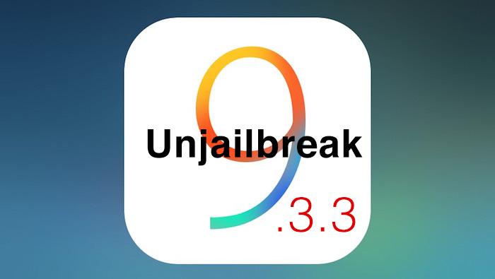 Как безопасно удалить побег из тюрьмы Pangu iOS 9.3.3 с вашего iPhone или iPad