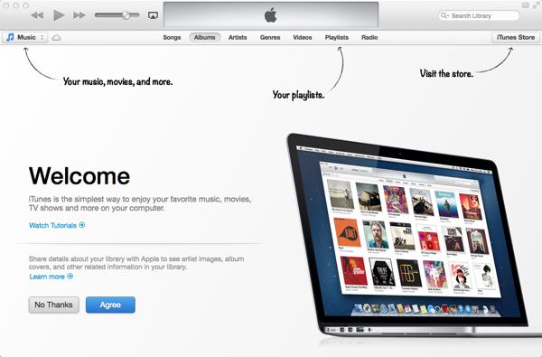 Видеообзор iTunes 11 с правом первого просмотра