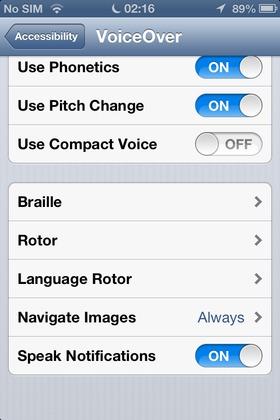 Как включить голосовые уведомления на вашем iPhone
