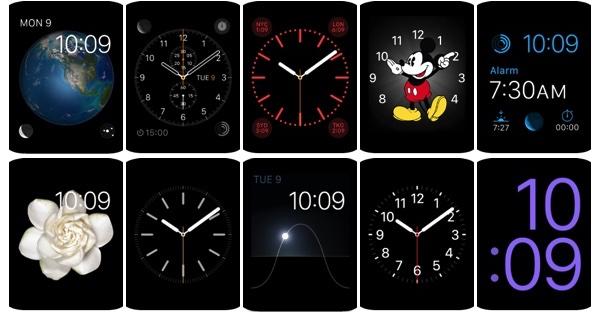 Как настроить циферблат на Apple Watch