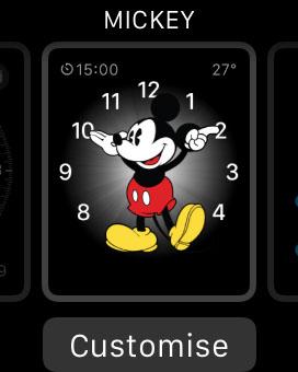 Как проверить оставшийся заряд батареи на Apple Watch