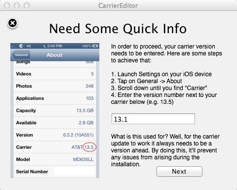 Как изменить логотип оператора связи вашего iPhone без взлома