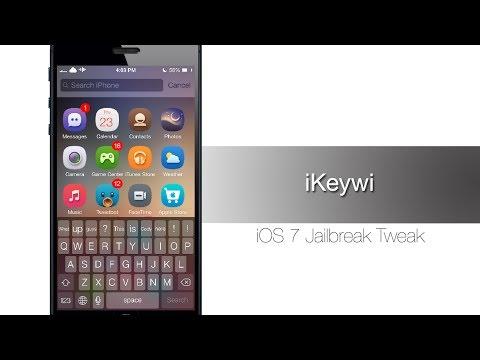 Как добавить 5-й ряд клавиш на клавиатуру iPhone или iPad