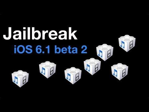 Как сделать джейлбрейк iOS 6.1 Beta 2