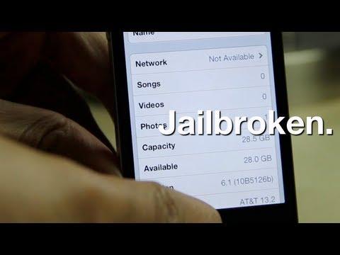Как сделать джейлбрейк iOS 6.1 Beta 4