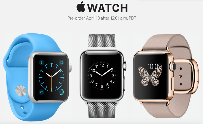 Как сделать предварительный заказ и приобрести Apple Watch