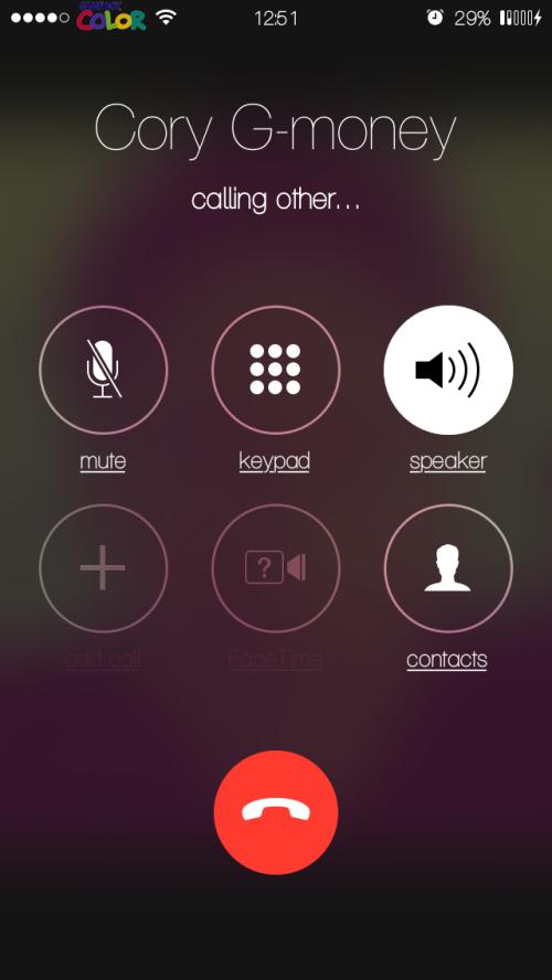 Как установить динамик iPhone по умолчанию для входящих звонков