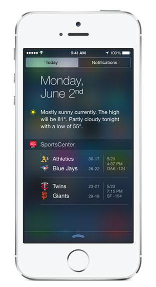 Как использовать виджеты Today в iOS 8