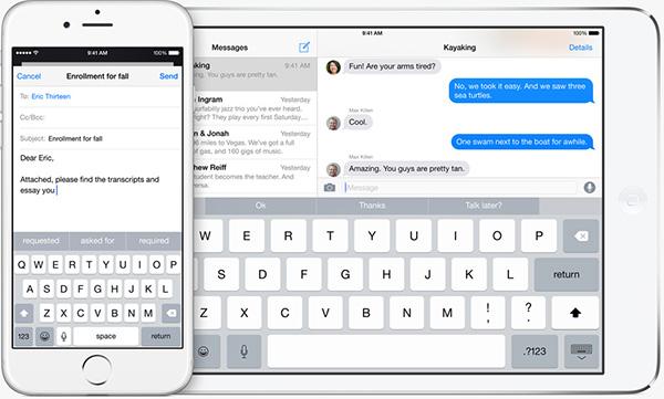 Как быстро изменить регистр слова в iOS 8