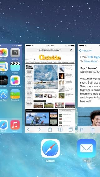 Как закрыть сразу все приложения на iPhone или iPad в iOS 8