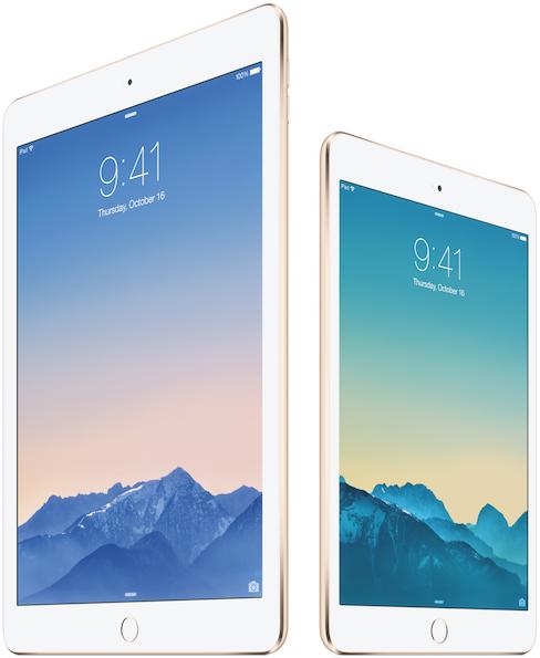 Перенос данных со старого iPad на новый iPad Air 2 или mini 3 [How-To Tutorial]