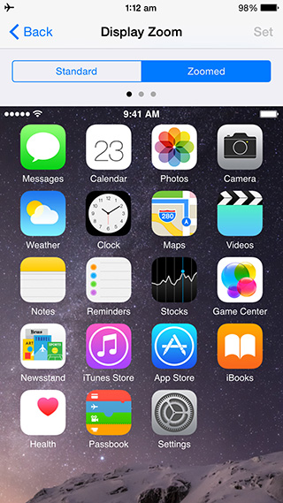 Как использовать Display Zoom на вашем iPhone 6 или iPhone 6 Plus
