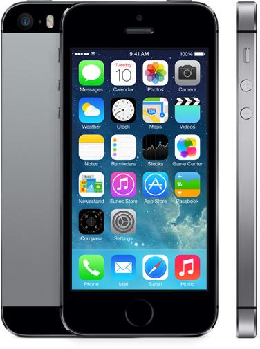 Как настроить iPhone 5s