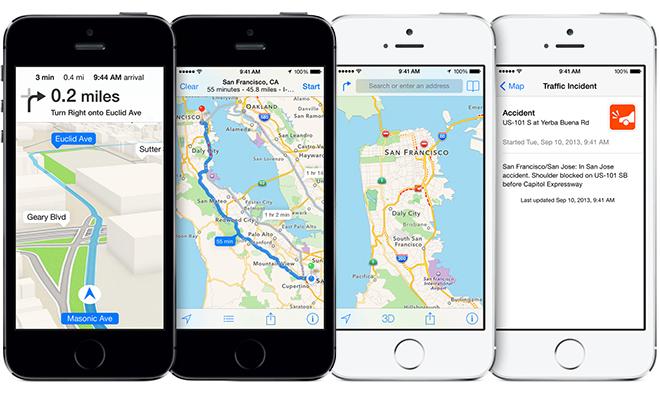 Вот как малые предприятия могут требовать POI в Apple Maps с iOS 8.3