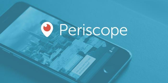 Как использовать приложение для прямых трансляций в Твиттере Periscope