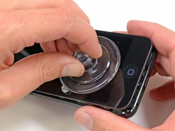 Как заменить экран iPhone 5 за 3 минуты
