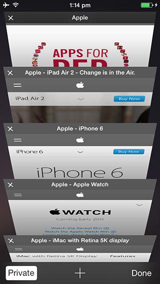 Как закрыть сразу все открытые вкладки в Safari на вашем iPhone или iPad