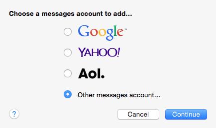 Как использовать Facebook Messenger на Mac с помощью приложения Сообщения