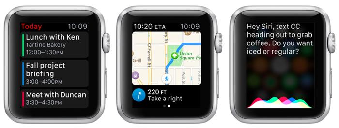 Узнайте, как активировать и использовать Siri на Apple Watch.