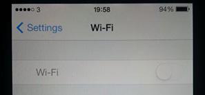 Настройки Wi-Fi на вашем iPhone или iPad неактивны или неактивны?  Вот как решить проблему