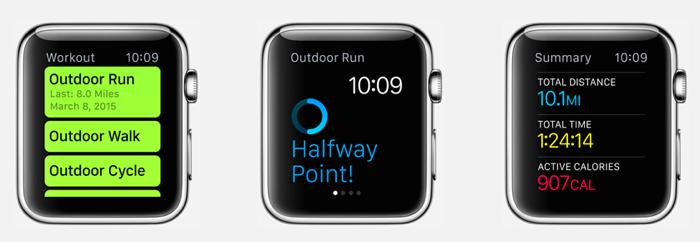 Как использовать Apple Watch для отслеживания сеанса тренировки