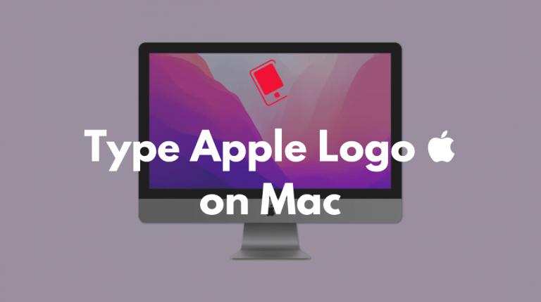 Как быстро ввести логотип Apple () на Mac